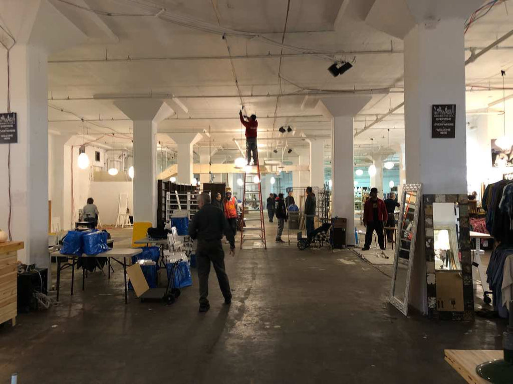 Last Day at Brooklyn Flea SoHo