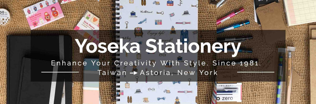 yosekastationery.com