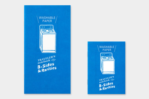 B-Sides & Rarities - Regular Size Refill - Washable Paper (Pre-Order Only: Ships end of April)