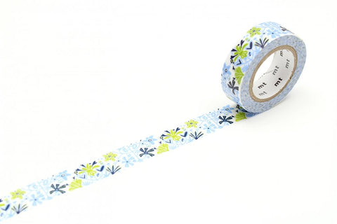 mt Washi Tape - Bengt & Lotta Alma-Blue