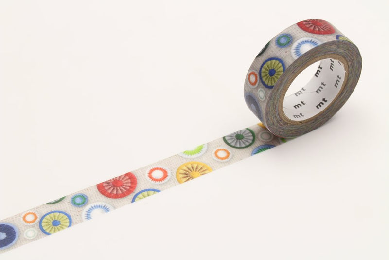 mt Washi Tape - Passementarie Button