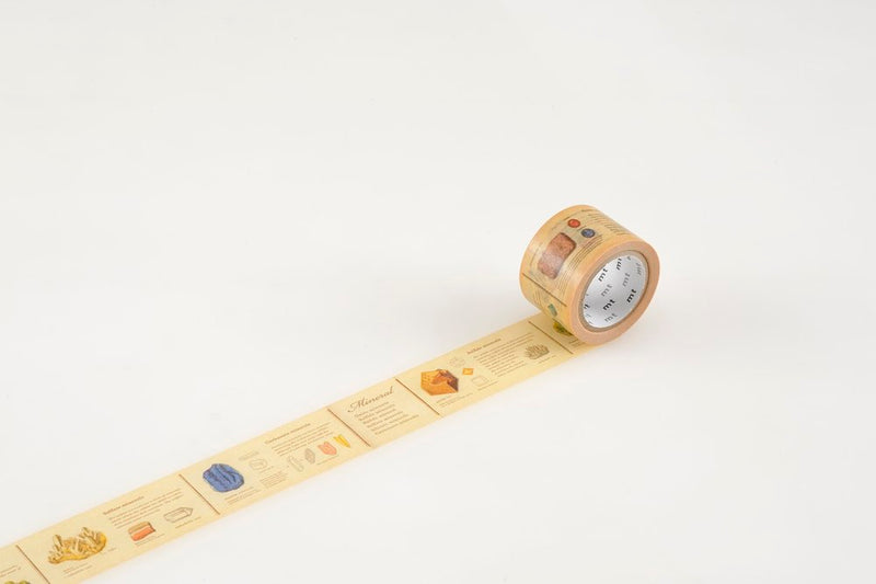 mt Washi Tape - Encyclopedia / Mineral