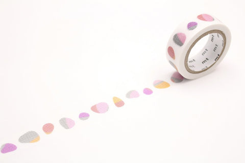 mt Washi Tape - Stone Red