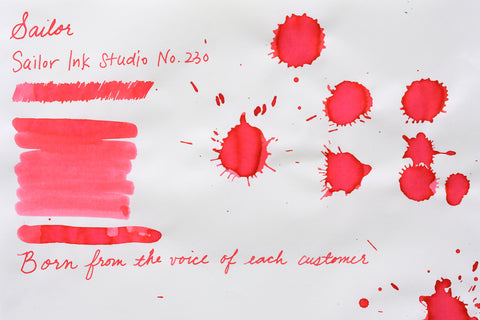 Sailor Ink Studio No. 230