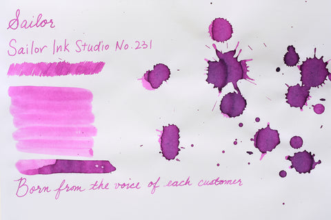 Sailor Ink Studio No. 231