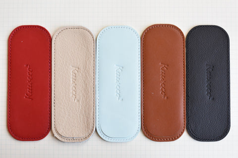 Kaweco Eco Leather Pouch - 2 Sport Pens