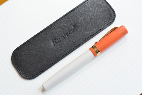 Kaweco Eco Leather Pouch - 2 Standard Pens