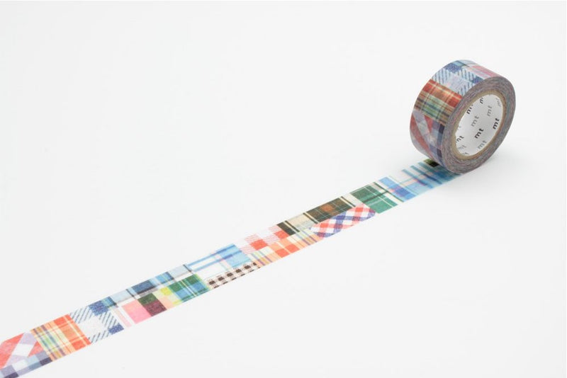 mt Washi Tape - Patch Work