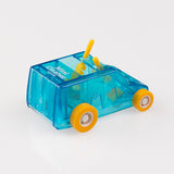 Mini Eraser Dust Cleaner - Blue