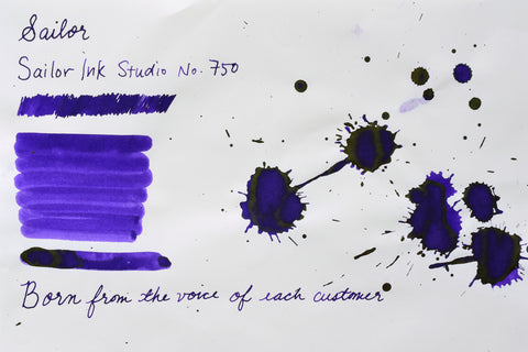 Sailor Ink Studio No. 750