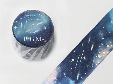 BGM Washi Tape - Galaxy