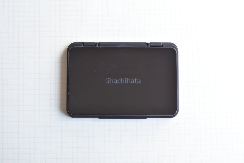 Shachihata Oil-Based Ink Pad - Medium