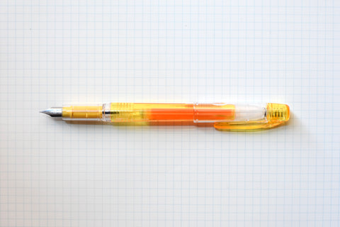 Platinum Preppy Fountain Pen - Yellow