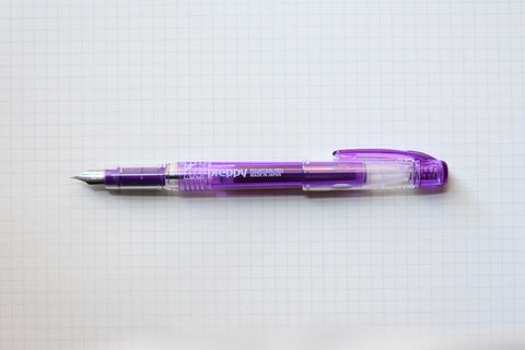 Platinum Preppy Fountain Pen - Violet