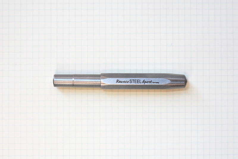 Kaweco Steel Sport Fountain Pen