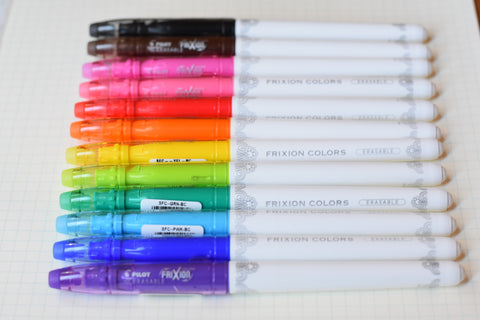 FriXion Colors Erasable Marker