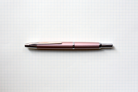 Pilot Vanishing Point Decimo - Champagne Pink