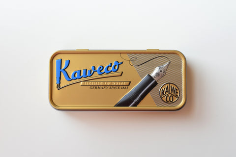 Kaweco Tin Box Nostalgic