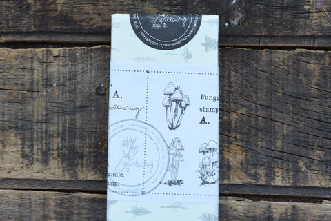 LCN Fungus Stamp Set A