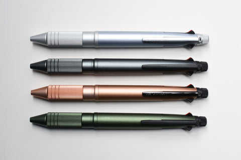 Uni Jetstream 4&1 Multi Pen - Metal Edition - 0.5mm