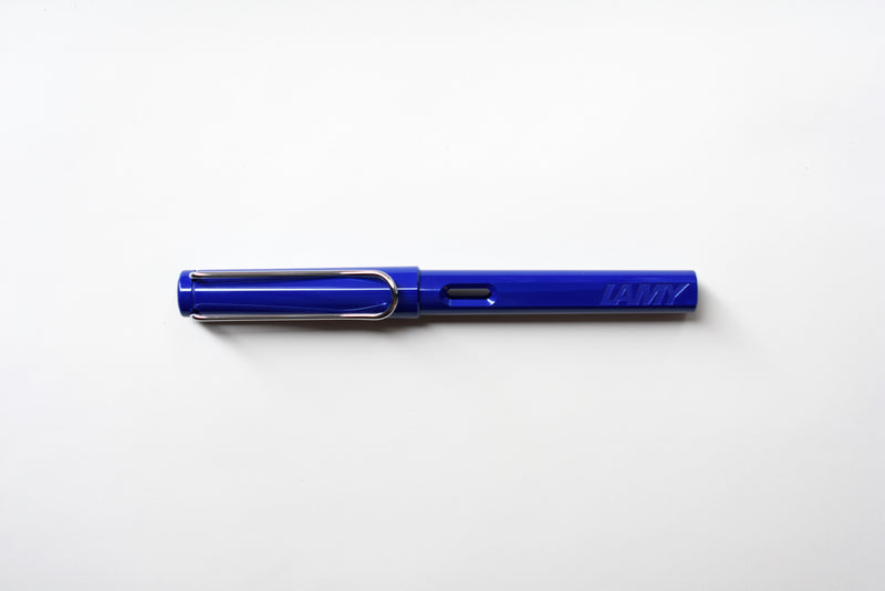LAMY Safari Fountain Pen - Blue