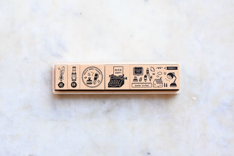 Eric Small Things Stamp Set