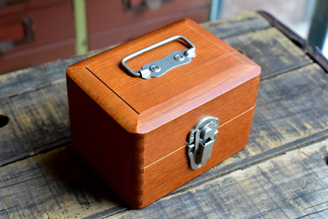 Classiky - Toga Wood Small Box