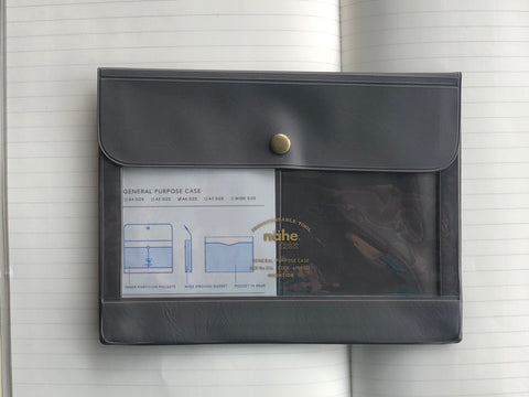 Nähe General Purpose Case - A6 - Gray