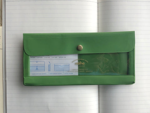 Nähe General Purpose Case - Wide - Green