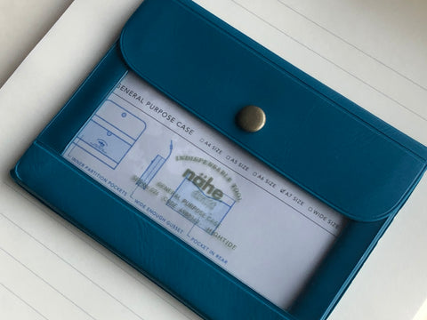 Nähe General Purpose Case - A7 - Blue