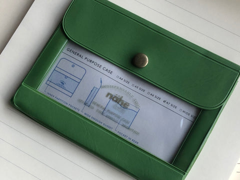 Nähe General Purpose Case - A7 - Green