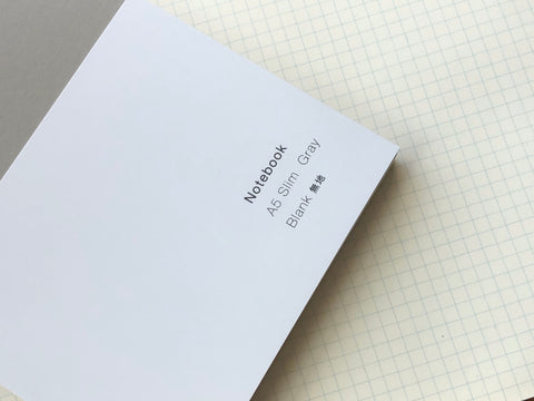 Ito Bindery Notebook - A5 Slim - Blank