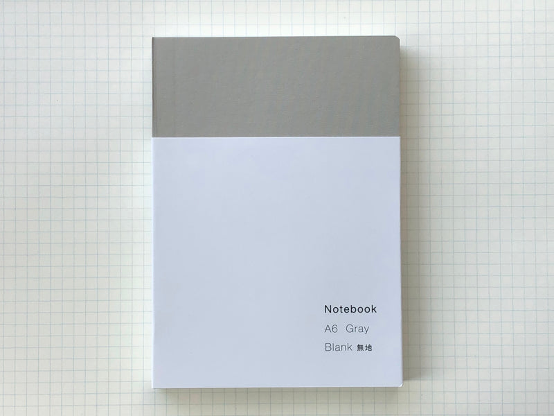 Ito Bindery Notebook - A6 - Blank