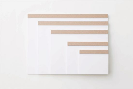 Ito Bindery Drawing Pad - White