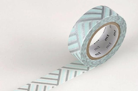 mt Washi Tape - Corner Izumi (Spring Fountain)