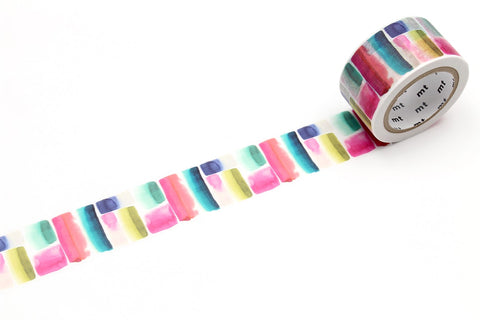 MT x Bluebellgray Washi Tape Muralla