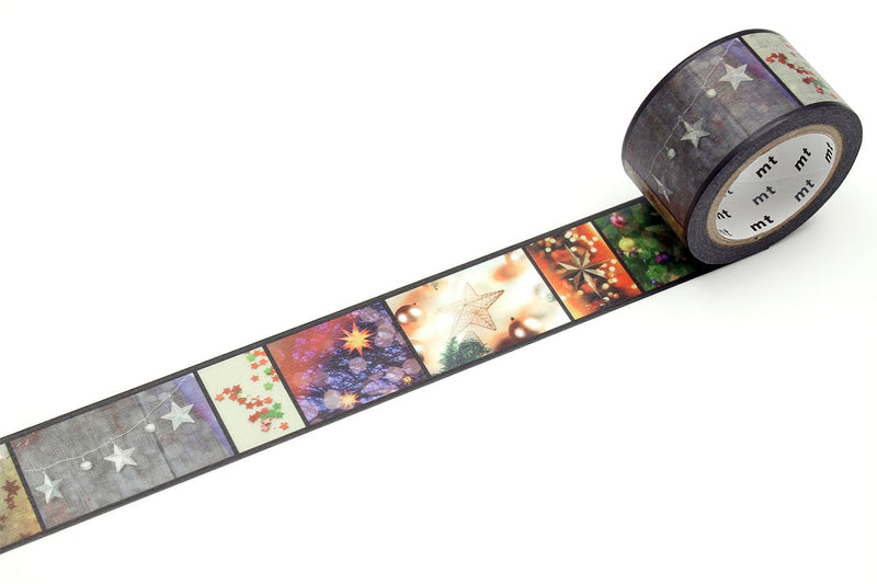 mt Washi Tape - Christmas Star
