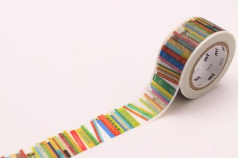 mt Washi Tape - Books