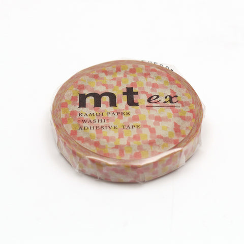 mt ex Washi Tape - Overlapping Watercolors