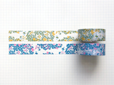 Classiky - Mihani Kobo Wood Sorrel Masking Tape - Set of 2