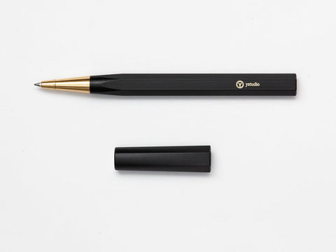 Resin - Rollerball Pen - Black