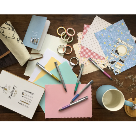 Yoseka Stationery Box:  August Edition