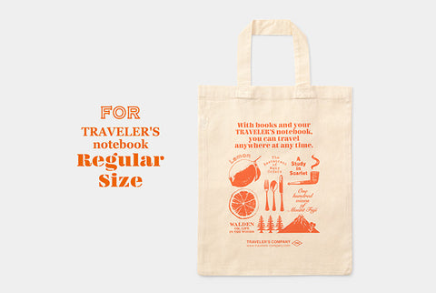 Traveler's Factory Gift Bag/Tote - Regular/Passport Size