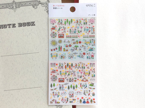 Planner Sticker - Seasonal Dating