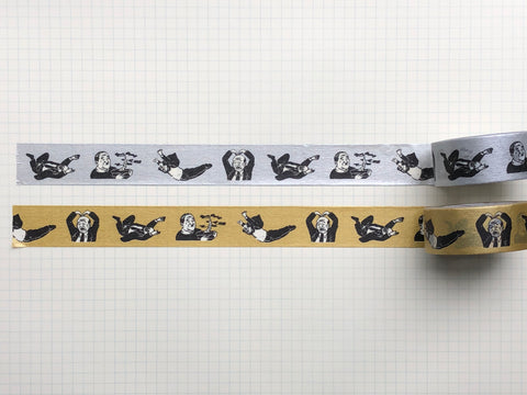 Classiky - Nancy Seki Middle Aged Masking Tape - Set of 2