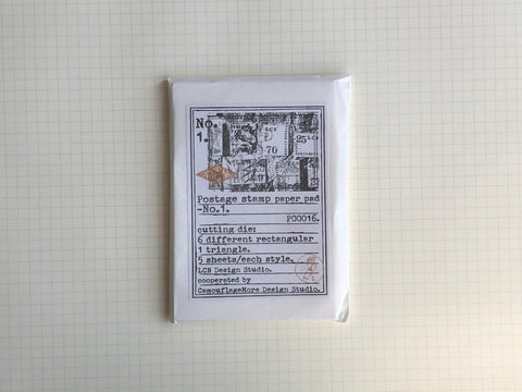 LCN No. 1 Postage Stamp Paper Pad