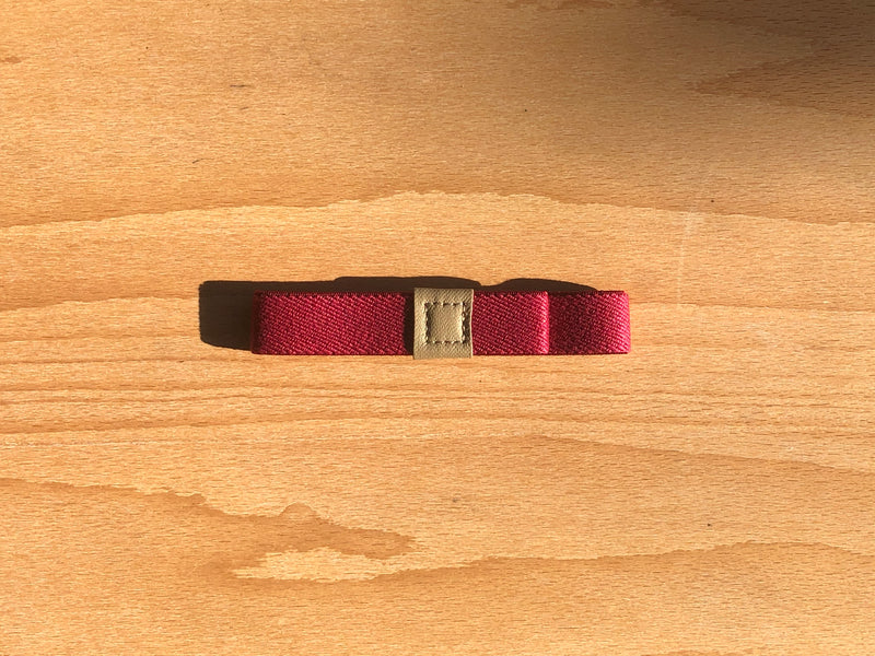 Kokuyo 60th Anniversary Bookband - Dark Red