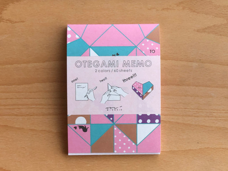 Otegami Memo Message - Heart
