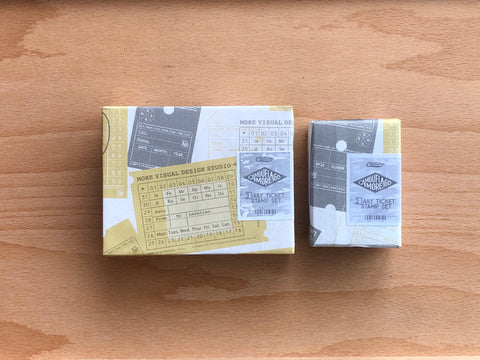 LCN Ticket Stamp Set D
