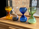 Hourglass - 5 Minutes - Blue